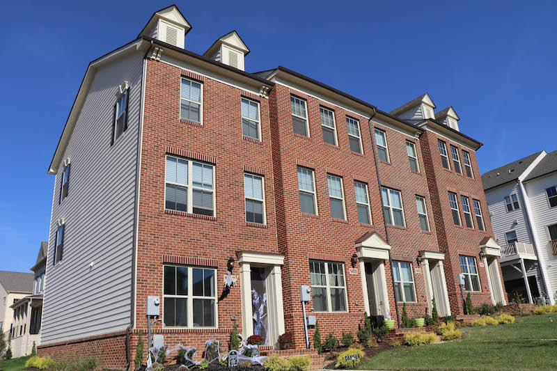 Moderately Priced Dwelling Unit (MPDU) at Bel Pre, Silver Spring